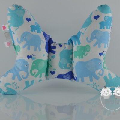 Poduszka podróżna dla dzieci