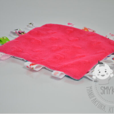 Metkowiec różowy