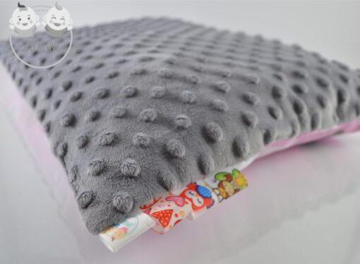 Poduszka minky dla przedszkolaka