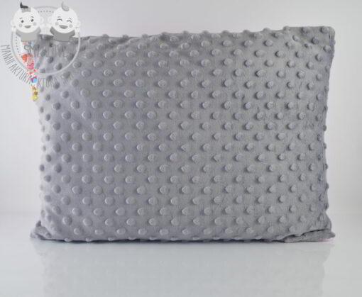 Poduszka dla dzieci z minky