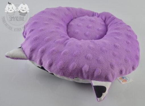 Poduszka uszatek dla niemowląt