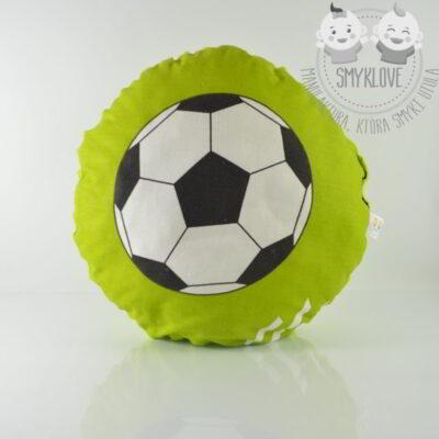 Poduszka dla dzieci minky z piłką