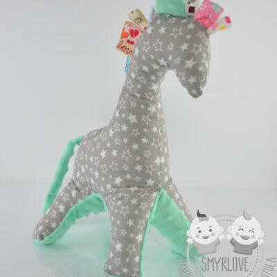 Przytulanka żyrafa od smyklove