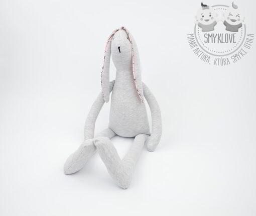 Maskotka królik handmade