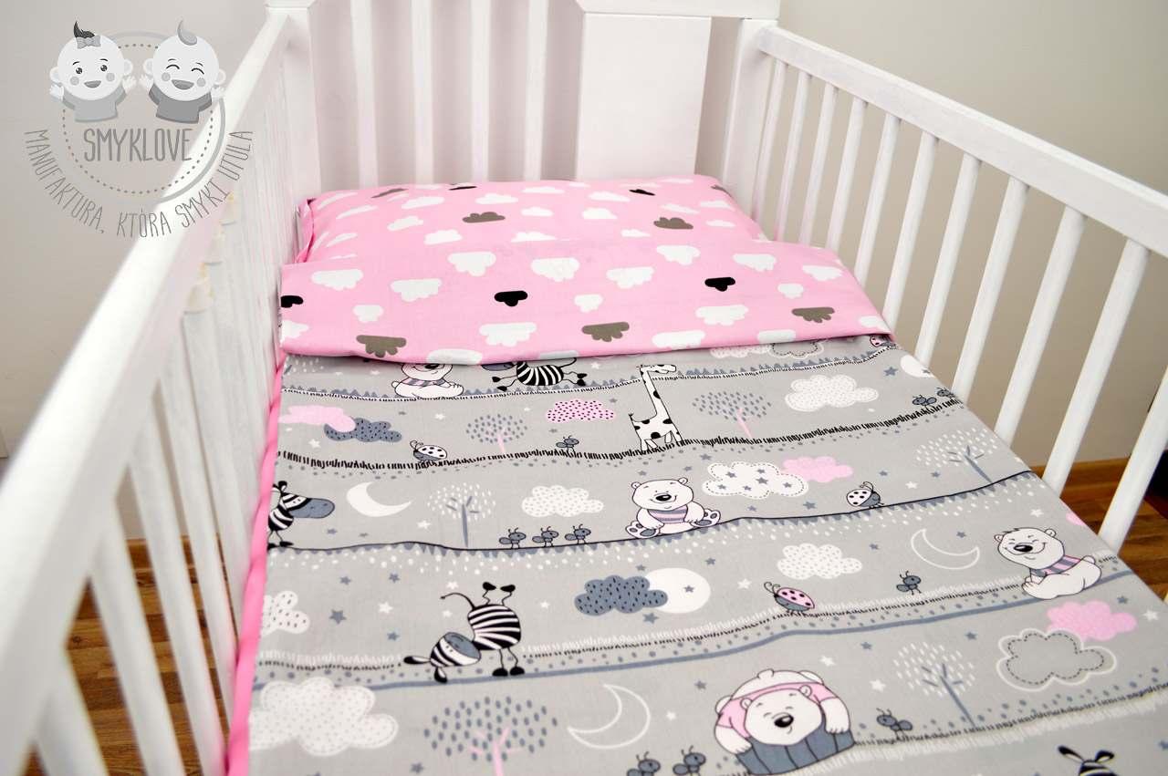 Komplet pościeli do łóżeczka 120x60 pościel dla dzieci 120x60