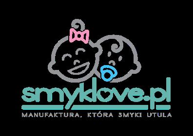 Logotyp Smyklove - artykuły hand made dla dzieci