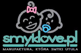 Artykuły hand made dla dzieci i niemowląt z minky - Smyklove