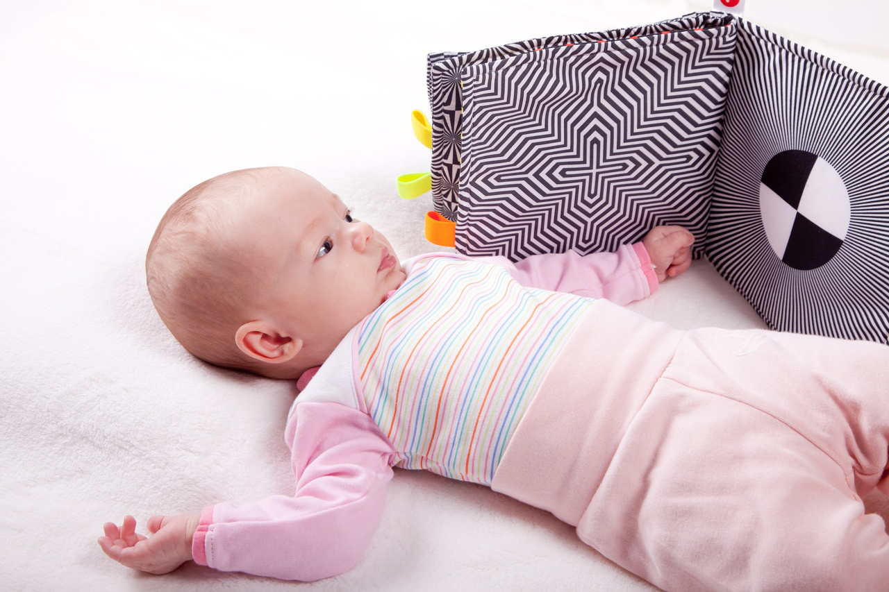 zabawki dla niemowląt - co wybrać?