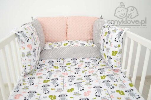 Zdjęcie pościeli dziecięcej do łóżeczka od Smyklove