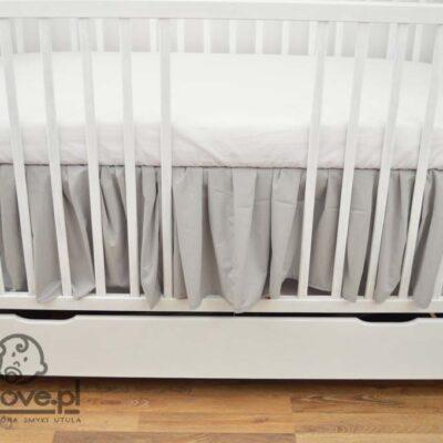 Falbanka maskująca do łóżeczka od Smyklove