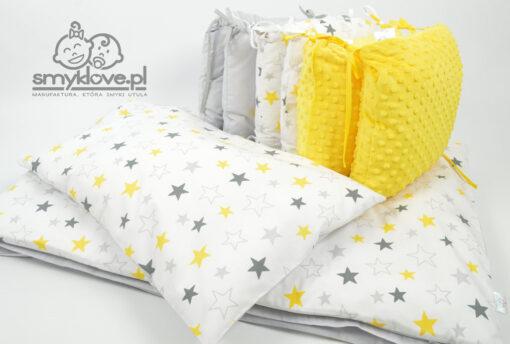Ochraniacz i pościel niemowlęca do łóżeczka