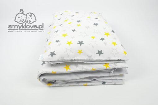 Pościel handmade dla niemowląt do łóżeczka od Smyklove