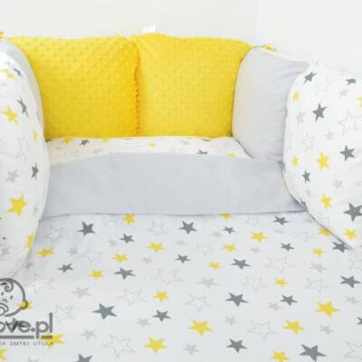 Pościel niemowlęca do łóżeczka od Smyklove