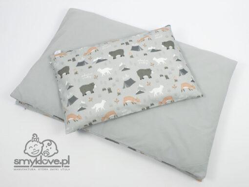 Premium pościel 100 na 135 do łóżeczka niemowlęcego