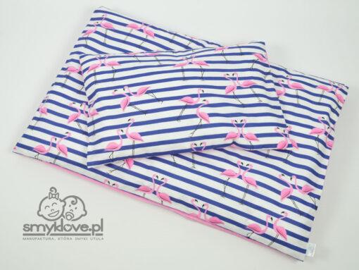 Pościel flamingi dla dziewczynki