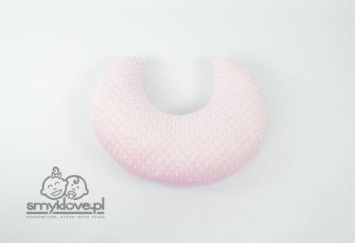 Minky w poduszce do karmienia piersią dziewczynek od Smyklove