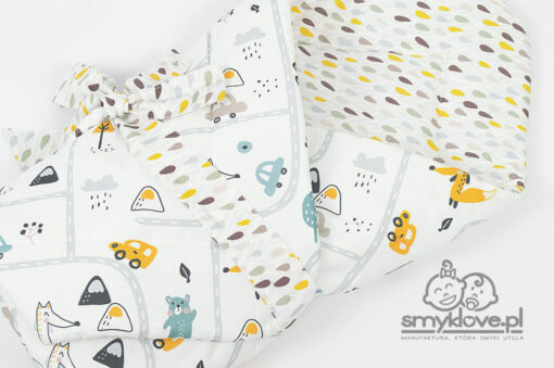 Rożek niemowlęcy letni - SMYKLOVE