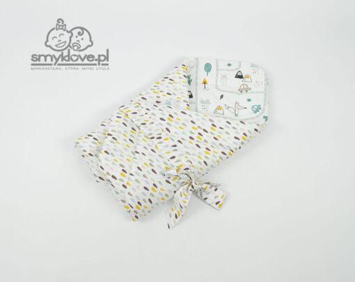 Rożek niemowlęcy na lato - SMYKLOVE