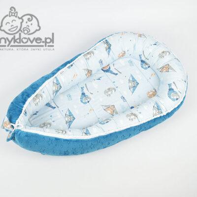 Kokon niemowlęcy z minky burnout born to fly - SMYKLOVE