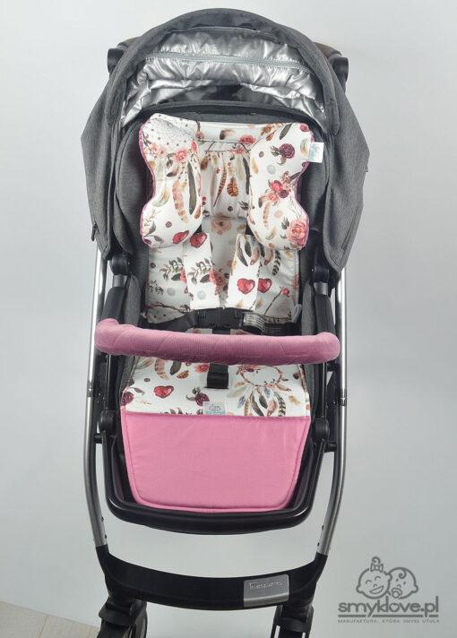 Dedykowana wkładka do wózka Espiro Next na zamówienie - SMYKLOVE
