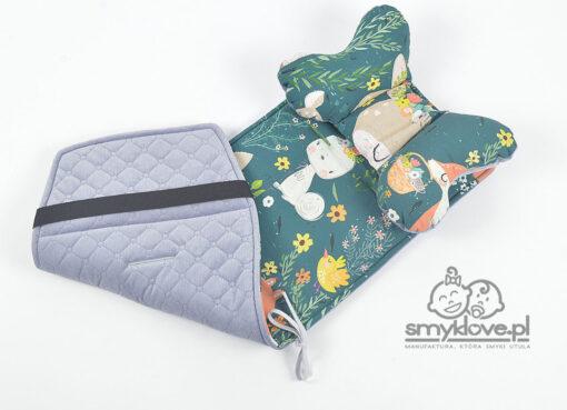 Wkład do Espiro Next od Smyklove z bawełny premium i velvetu