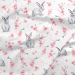 Bawełna premium króliki słodziaki