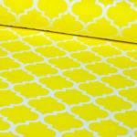 Bawełna maroko żółte
