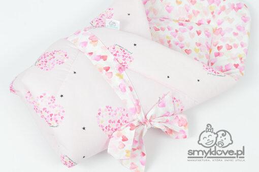Rożek serca dla niemowląt - Smyklove