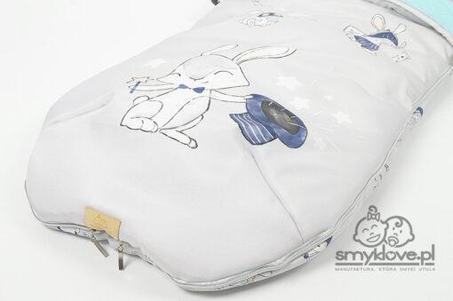 Wzór panelu Mały Marzyciel na śpiworku od Smyklove
