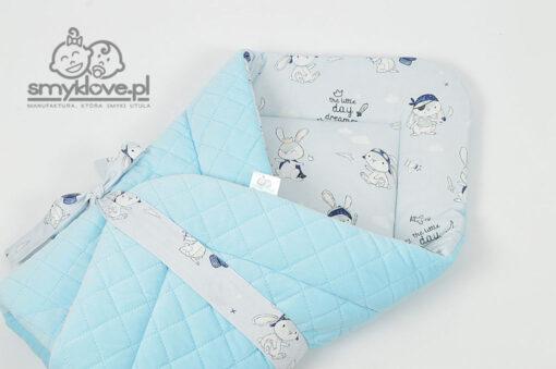 Tkaniny w rożku dla niemowląt Mały Marzyciel - SMYKLOVE