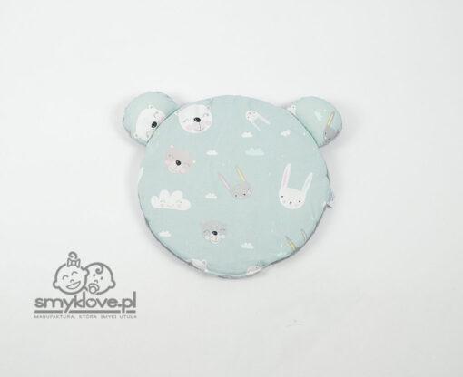 Poduszka miś z bawełny królik miś - SMYKLOVE