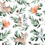 WD12 - Leśne zwierzęta