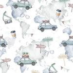 WD16 - Maluchy na białym
