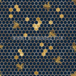 WD23 - Plastry miodu z pszczółkami na granacie
