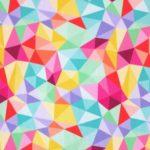 WD27 - Trójkąciki kolorowe