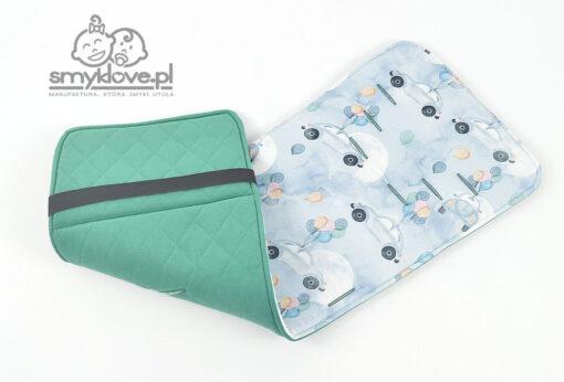 Wkładka do spacerówki Baby Design Look Air z manufaktury Smyklove