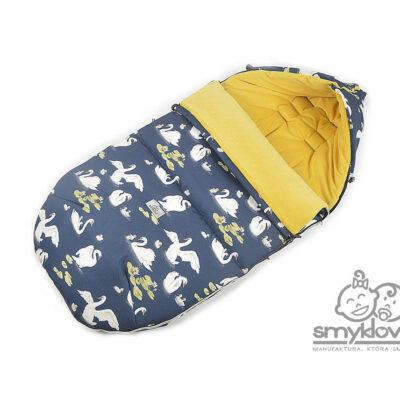 Śpiworek do wózka Valco Baby Snap 4 - SMYKLOVE