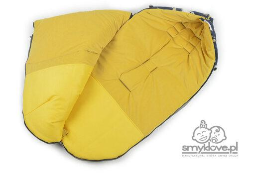 Środek śpiworka do spacerówki Valco Snap Baby 4 od Smyklove