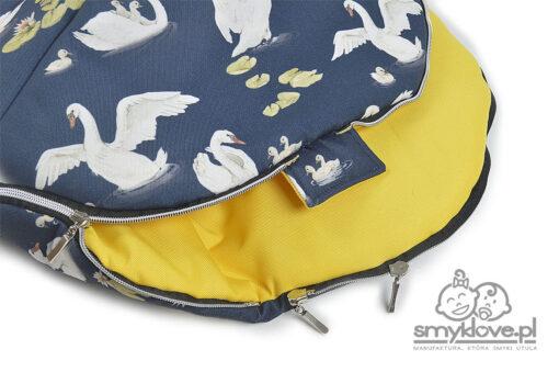 Dolna część śpiworka do wózka Valco Snap Baby 4 - Smyklove