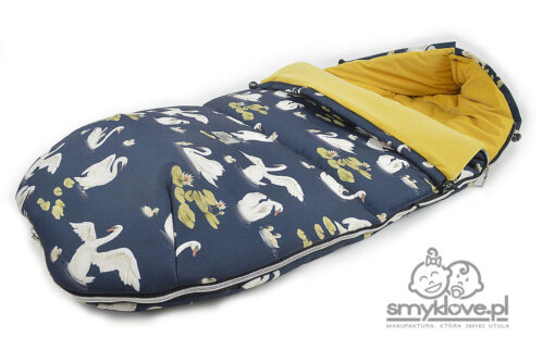 Śpiworek do spacerówki Valco Snap Baby 4 od Smyklove