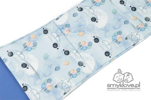 Detale i wykończenie wkładki do Baby Design Husky od Smyklove