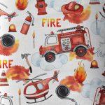 Bawełna premium straż pożarna - BP56